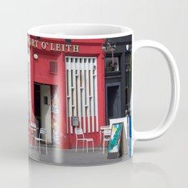 Port O'Leith Edinburgh Coffee Mug