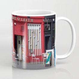 Port O'Leith Edinburgh Coffee Mug