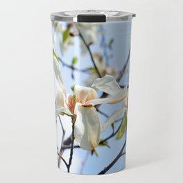Spring Tree Flowers Travel Mug