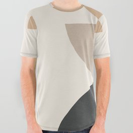 Geometric Modern Art 31 All Over Graphic Tee