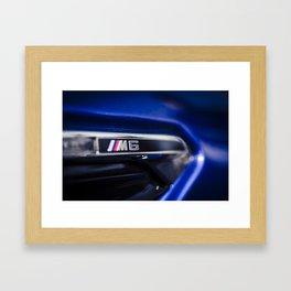 M6 Framed Art Print