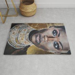 Graceful Ebony Rug