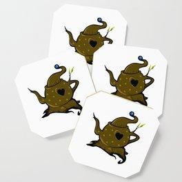 Teapot Root Coaster