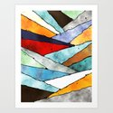Angles of Textured Colors by perkinsdesigns