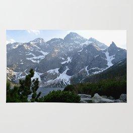 Morskie Oko - Tatry Mountains Rug