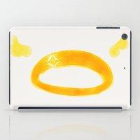 halo iPad Cases featuring Halo by leonov andrew