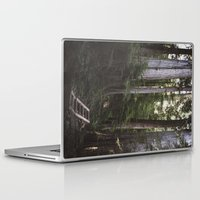giants Laptop & iPad Skins featuring Among Giants by Frances Dierken