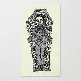 Le Mort Vivant Canvas Print