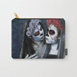 Beso de la Muerta Carry-All Pouch