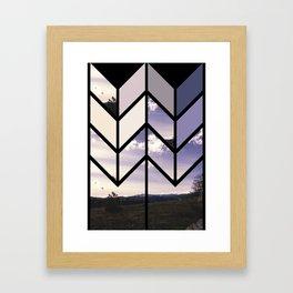 purpchevsky Framed Art Print