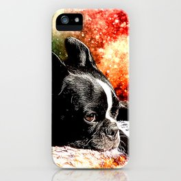Boston Terrier (Jake) iPhone Case