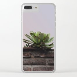 Barda Clear iPhone Case
