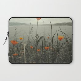 Poppies Shifted Laptop Sleeve