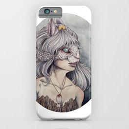 At What Cost iPhone Case