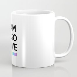 I AM ALSO WE - SENSE 8 Coffee Mug