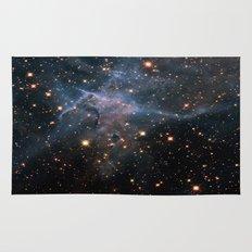 Mystic Mountain Nebula Rug