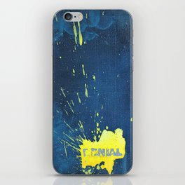 The Remnants of Denial iPhone Skin