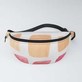 26 | 190321 Watercolour Abstract Painting Fanny Pack
