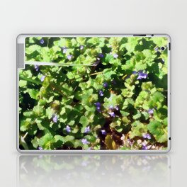 Ground Ivy 05 Laptop & iPad Skin