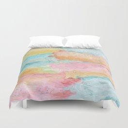 Abstract Watercolor - Design No.1 Duvet Cover