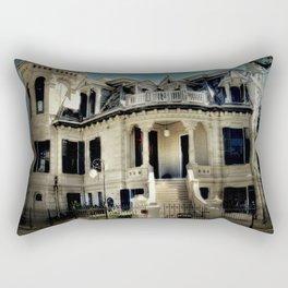 Trube Castle  Rectangular Pillow