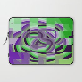 Puzzle Solving Laptop Sleeve