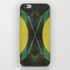 Electro-Magnetic Restraint iPhone & iPod Skin