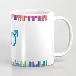 Symbols of Love #1 Coffee Mug