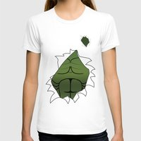 hulk T-shirts featuring Hulk by iwantdesigns