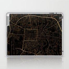 Chiang Mai map, Thailand Laptop & iPad Skin