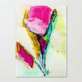 SPRING COLORS Canvas Print