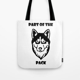 Part of the Pack Tote Bag