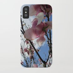 Hanging By A Moment Slim Case iPhone X
