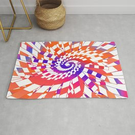 Rolling Down Rug