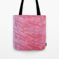 jack frost Tote Bags featuring Jack Frost by Mark Alder