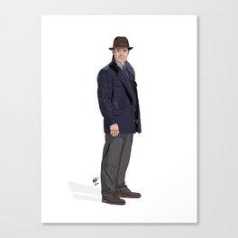 "Raymond ""Red"" Reddington Canvas Print"