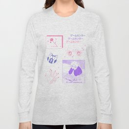sailormoon fanart Long Sleeve T-shirt