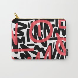 Graffiti 001 Carry-All Pouch