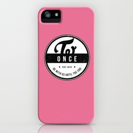 ONCE iPhone Case