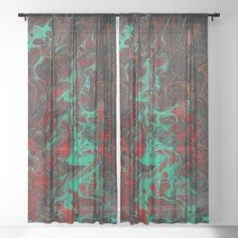 WildFire Sheer Curtain