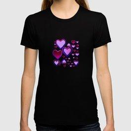 Transparent Heart T-shirt