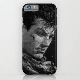 The Black Swordsman iPhone Case