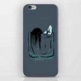 Pocket Samara iPhone Skin