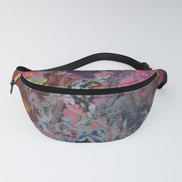 acrylic abstract Fanny Pack