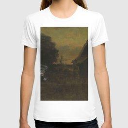 Arthur Hawksley - Avondschemering, genaamd 'At sundown' T-shirt