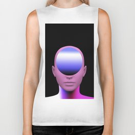 ALIEN DREAMS Biker Tank