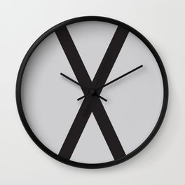 Showtasting - Rune 13 Wall Clock