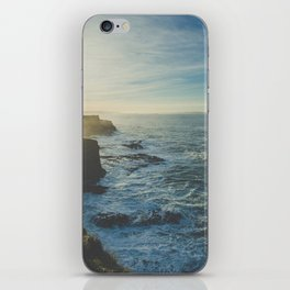 I Will Come Back But First... // Landscape // Edge of Cliff Photography #society6 #art #prints iPhone Skin
