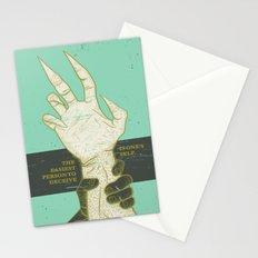 SHAPESHIFTING Stationery Cards