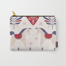 Swedish Christmas 3 Carry-All Pouch